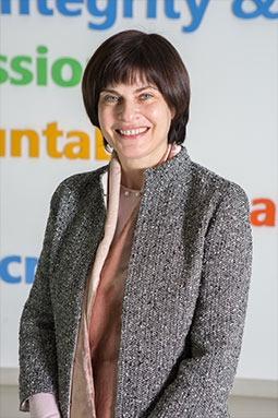 Simonetta Moreschini, direttore della divisione Pubblica Amministrazione di Microsoft Italia