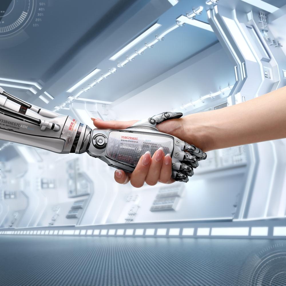 robot, automazione
