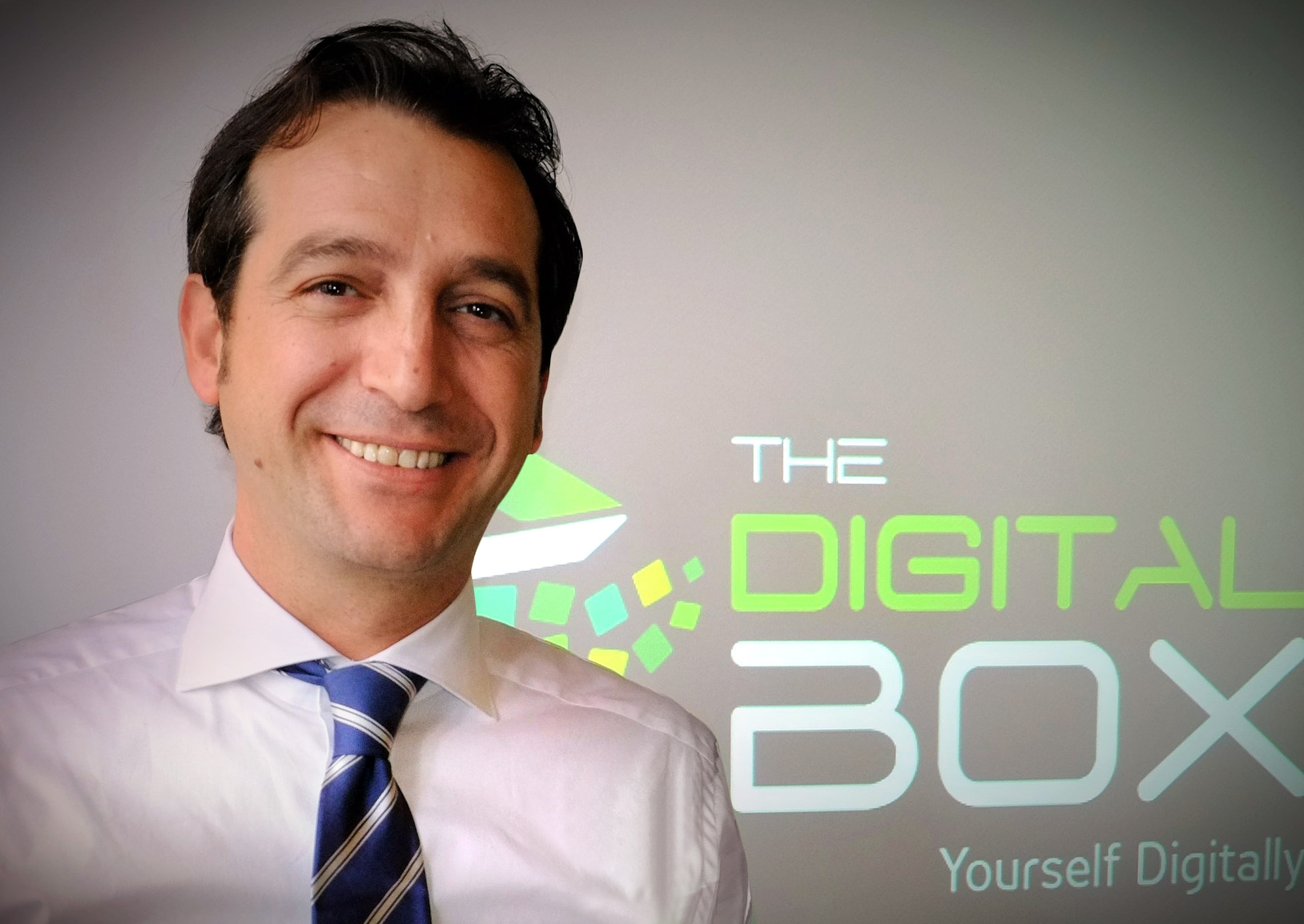 Roberto Calculli, CEO e founder, The Digital Box