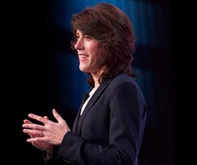 Lisa Utzschneider, Vp of global advertising sales di Amazon