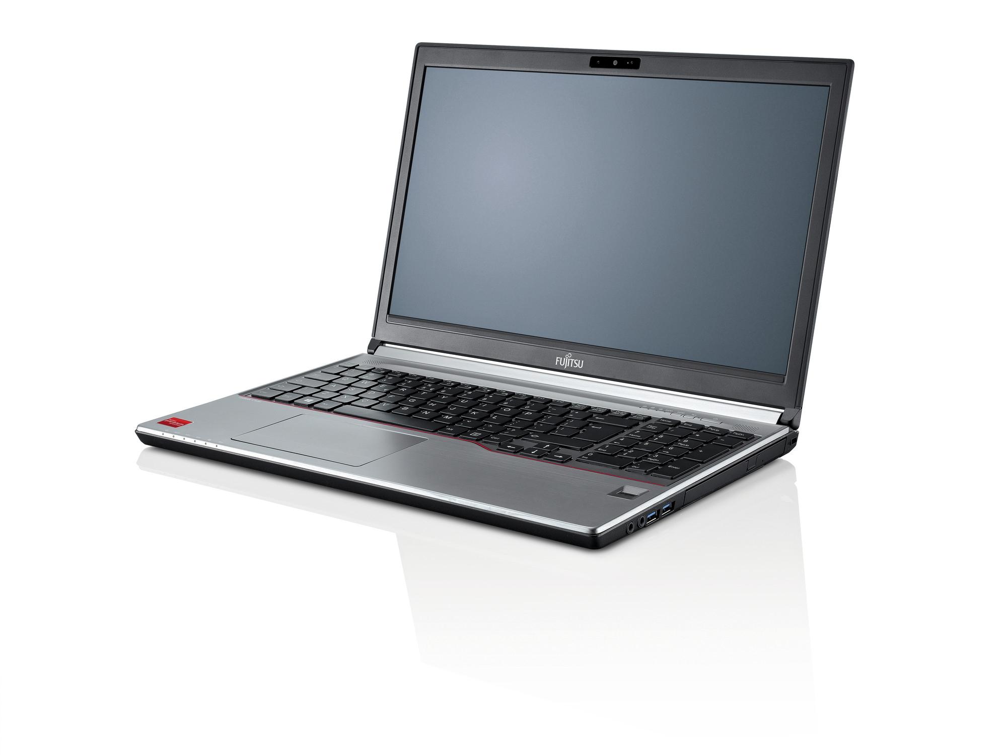Un modello della serie Fujitsu Lifebook