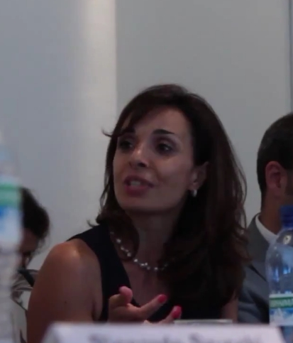 Monica Bernabei, marketing manager Avnet TS Italia