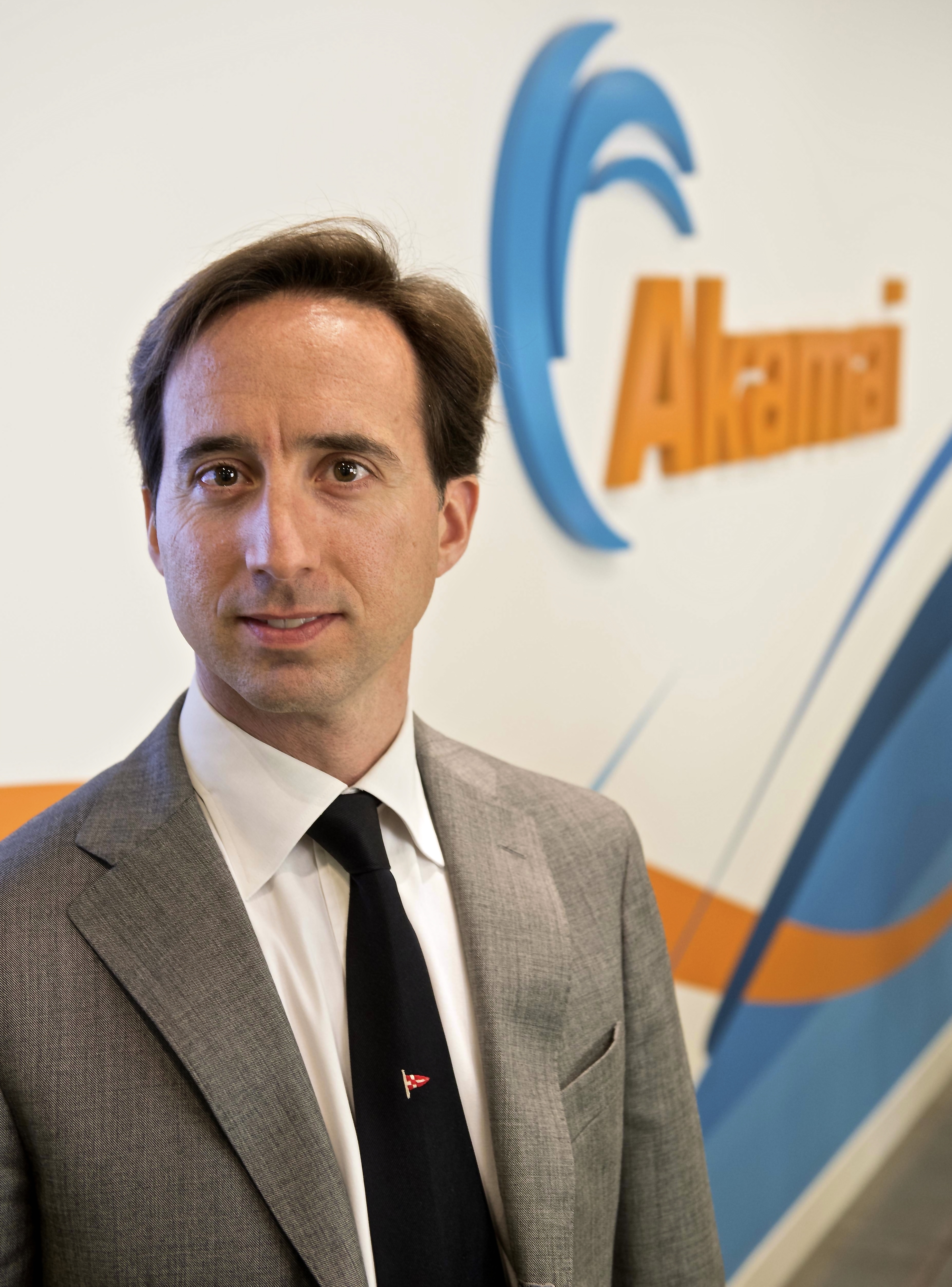 Dida: Alessandro Rivara, Major Account Executive Italy di Akamai Technologies