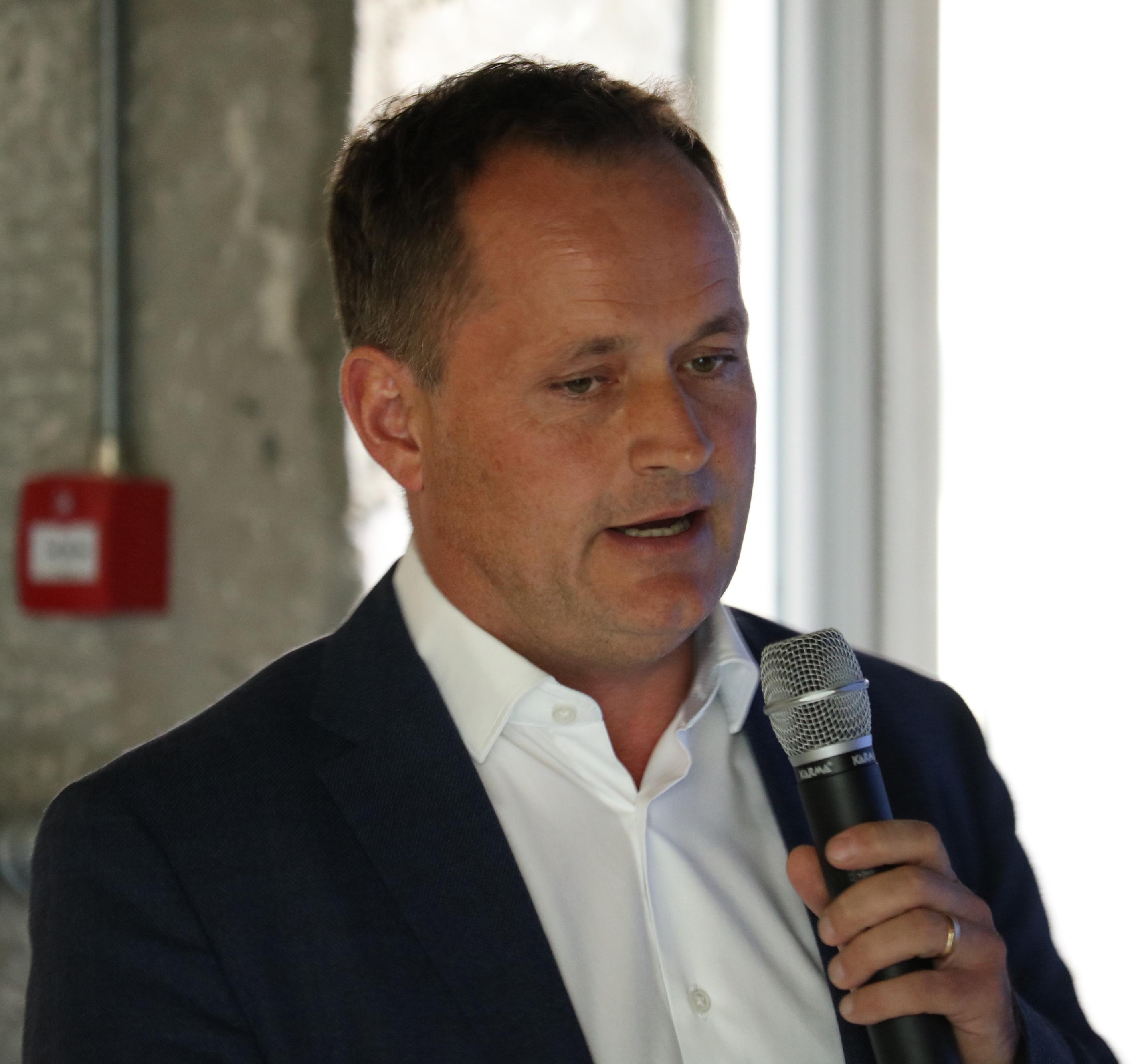 Ben Jackson, Executive Director EMEA di Gigya.