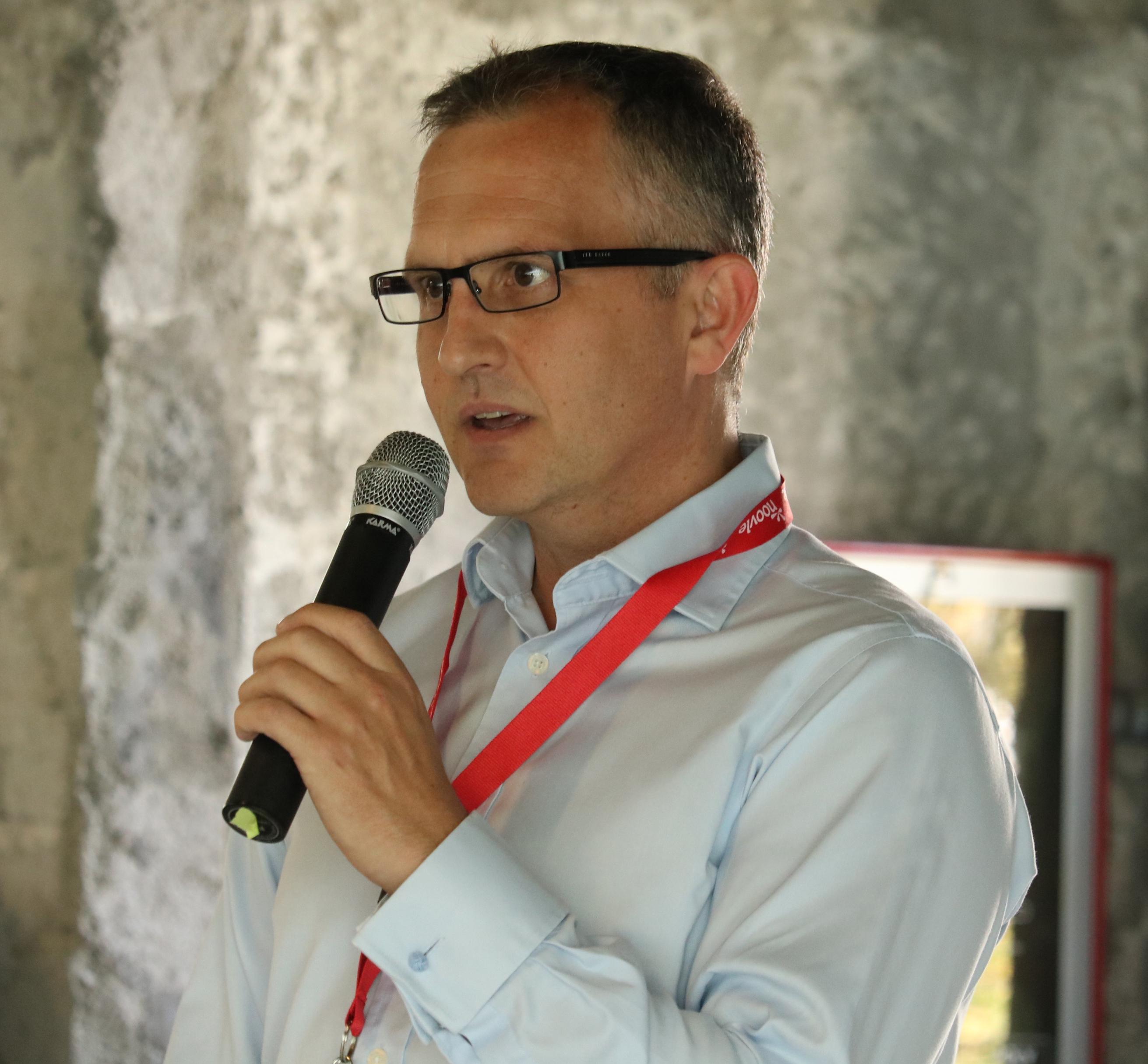Brad Kilshaw, head of EMEA, Cloud Ecosystem & Partnerships - Google Cloud Platform