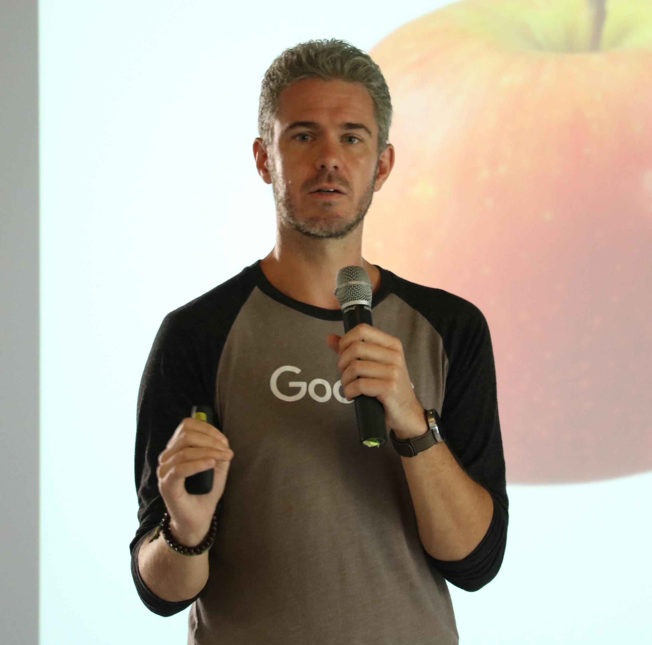 Bret McGowen, developer Advocate di Google