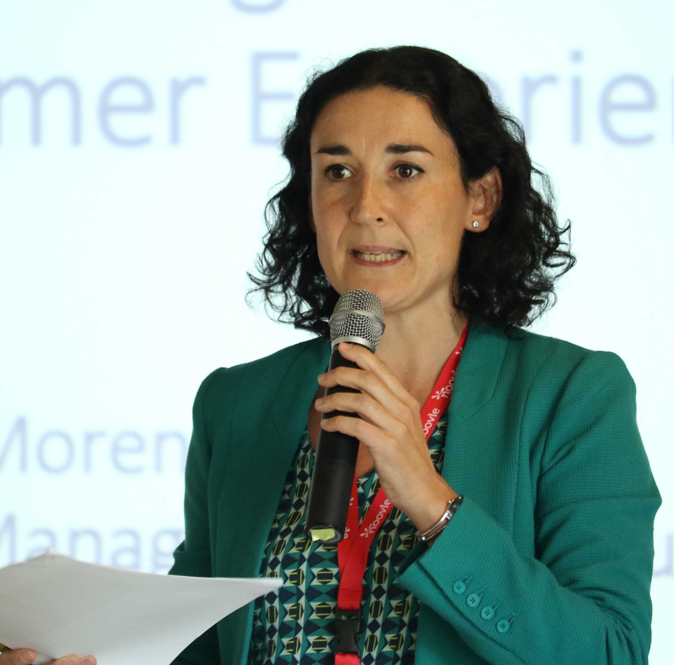 Carolina Moreno, General Manager South Europe di Liferay