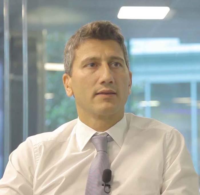 Emilio Baselice, Direttore Generale di Intesa