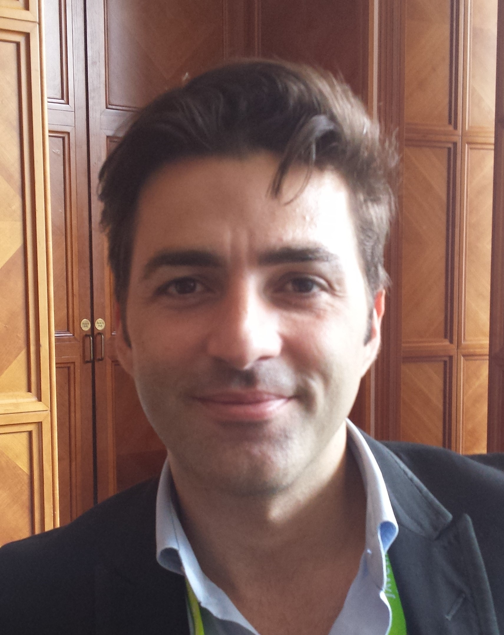 Giuseppe Grandinetti, Global Digital Director di Vibram