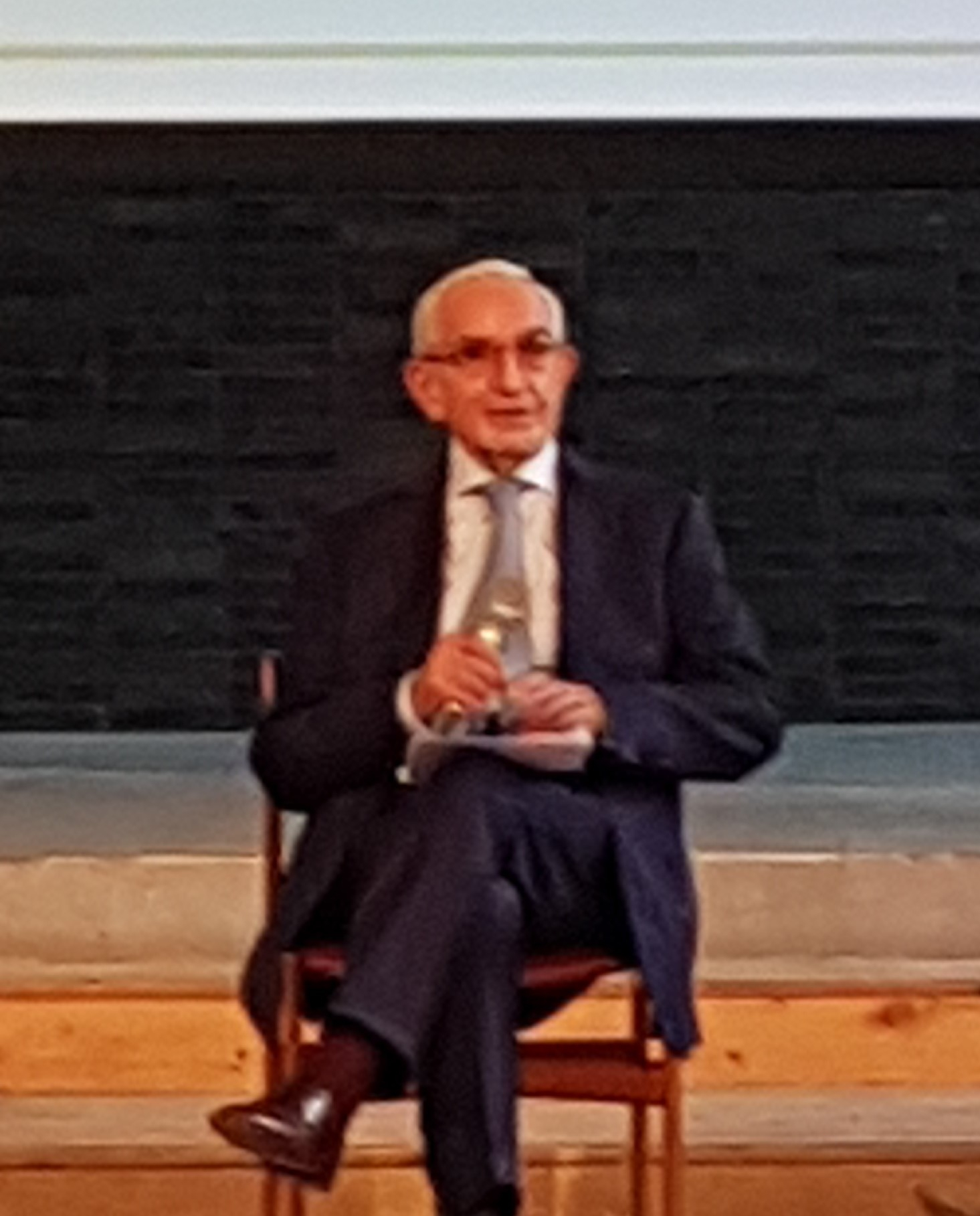 Giuseppe Guzzetti, Presidente di Fondazione Cariplo
