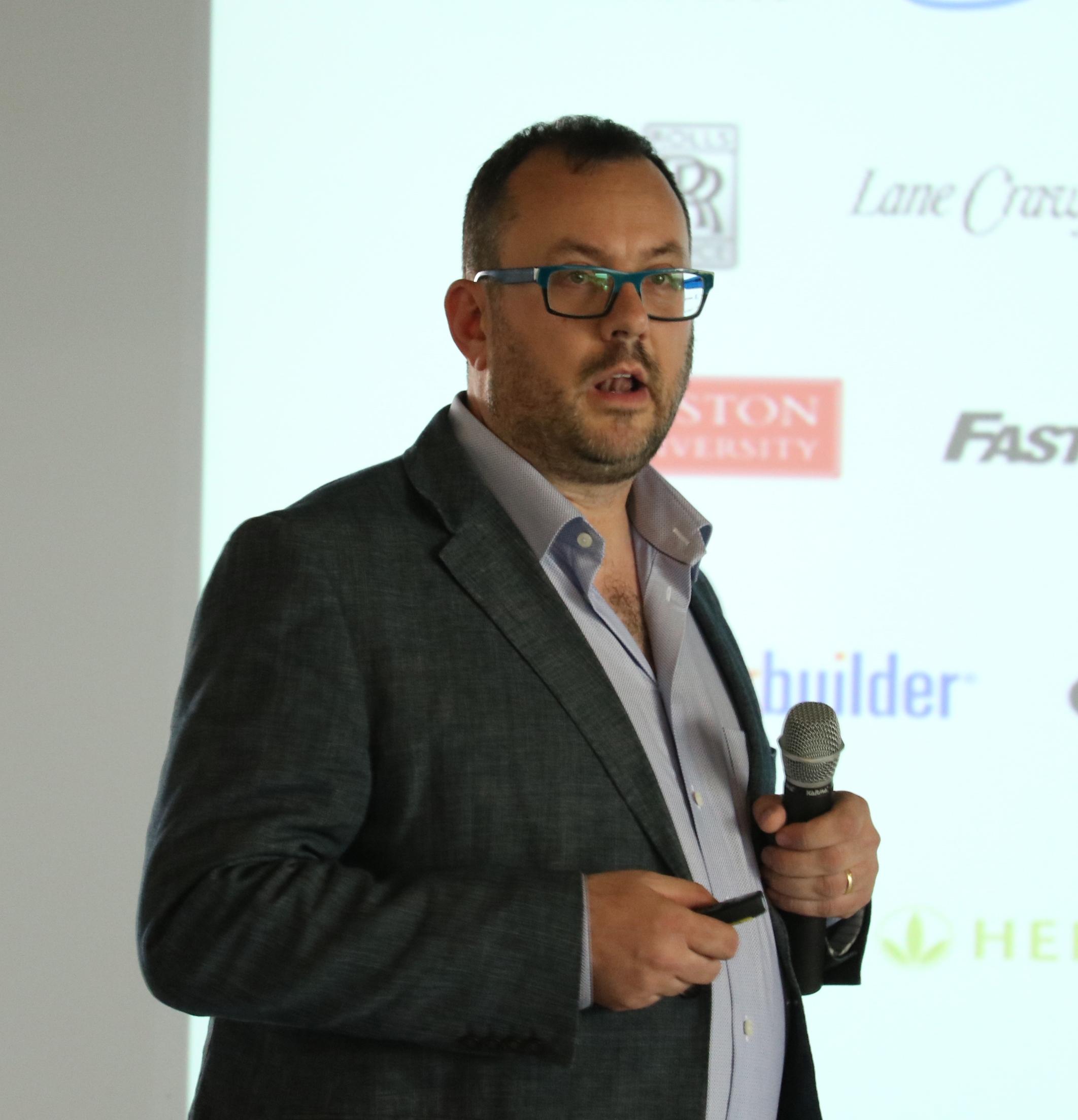 Mark Blair, Vice President EMEA di Brightcove