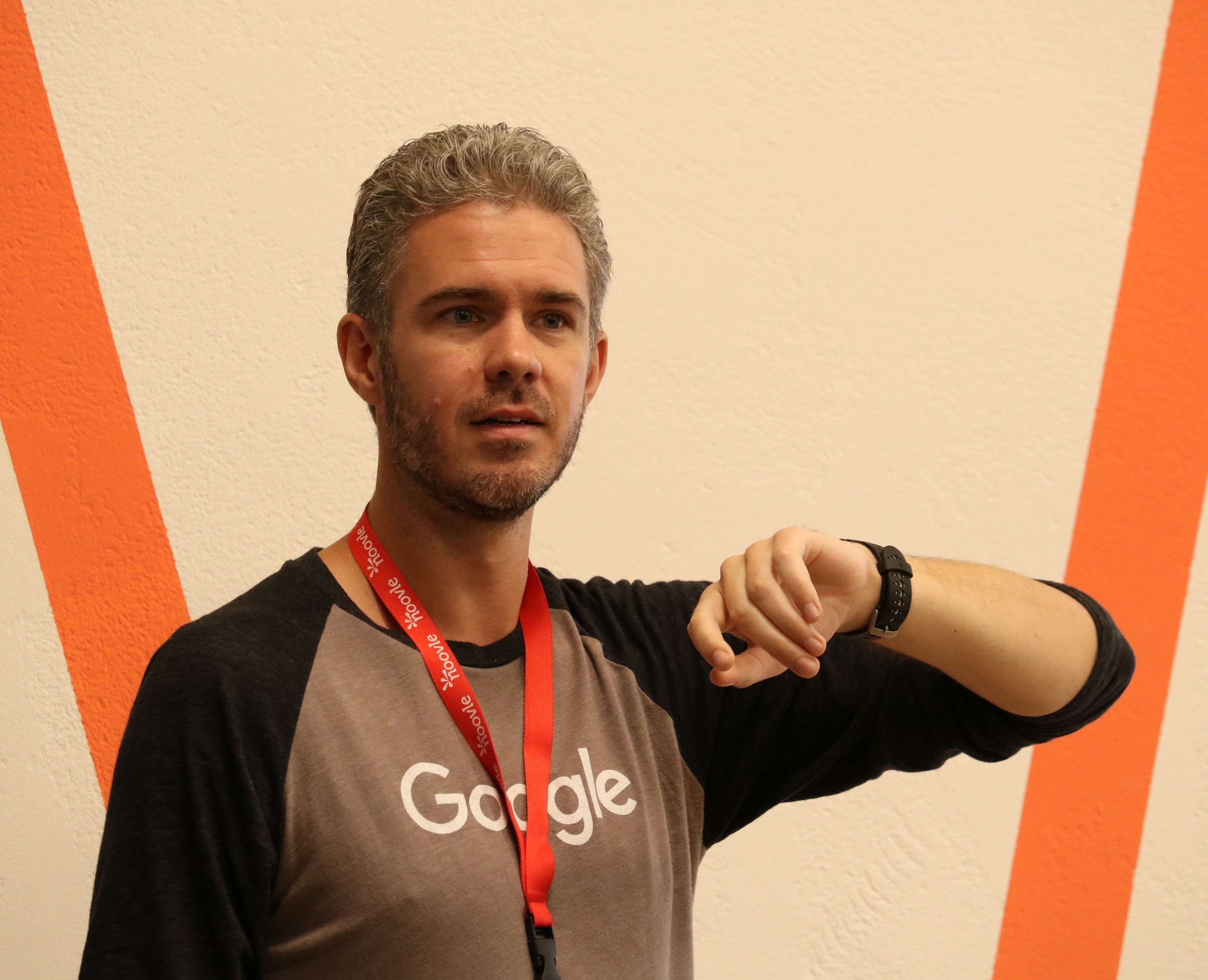 Bret McGowan, Developer Advocate di Google Cloud