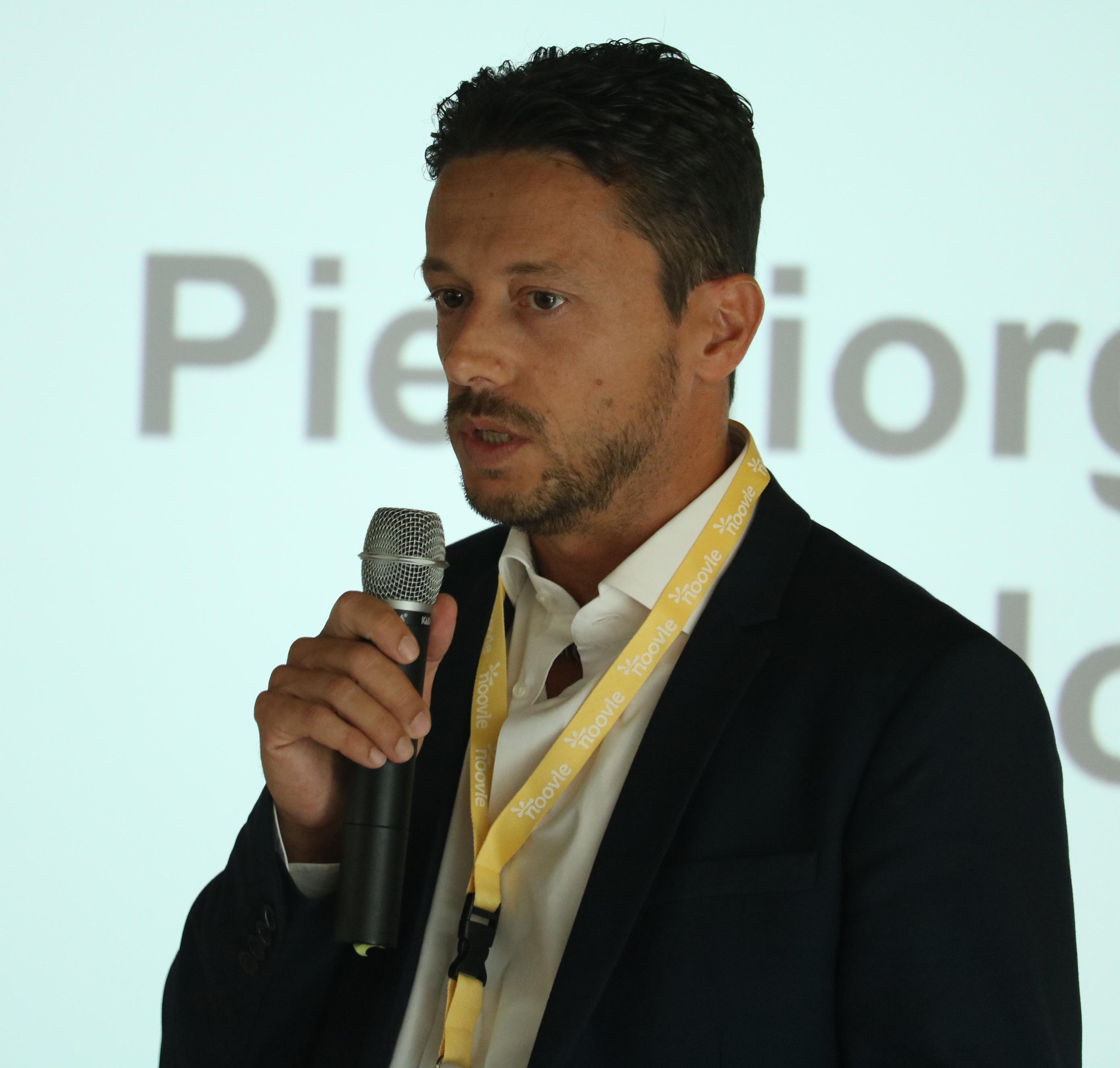 Paolo Vannuzzi, CEO e Direttore Commerciale di Noovle