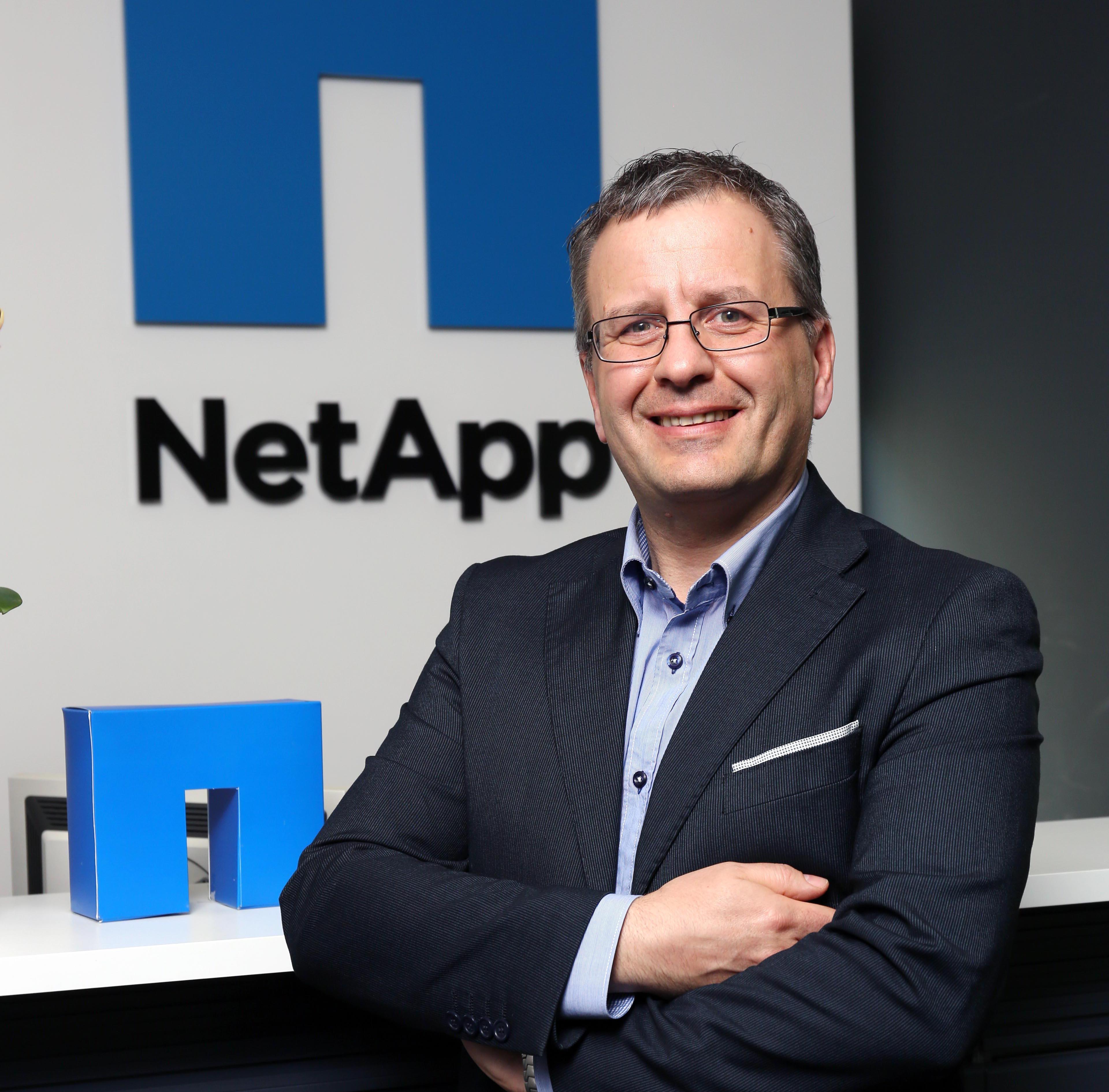 Roberto Patano, senior manager Systems Engineering di NetApp Italia