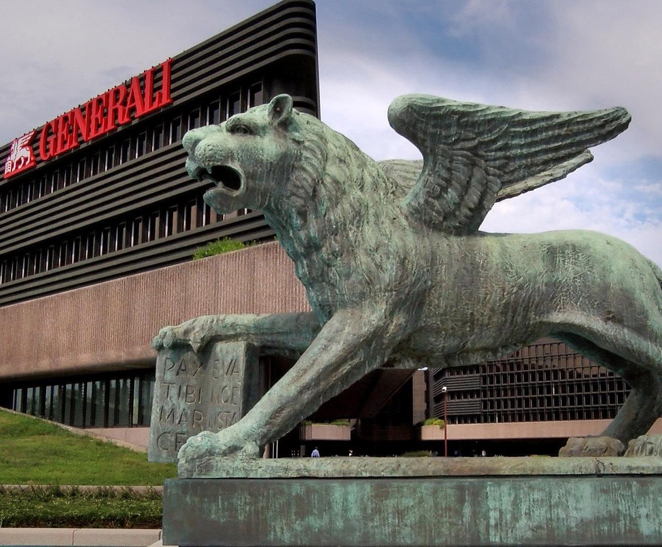 La sede di Generali Italia a Mogliano Veneto