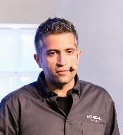 Guive Balooch, Global Vice President del Technology Incubator di L'Oréal
