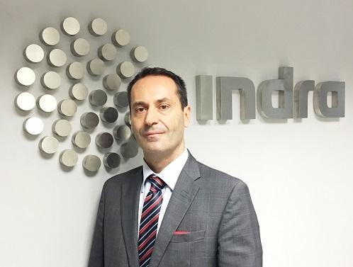 Claudio Golino, direttore Energy, Industrial & Consumer Markets, Indra Italia
