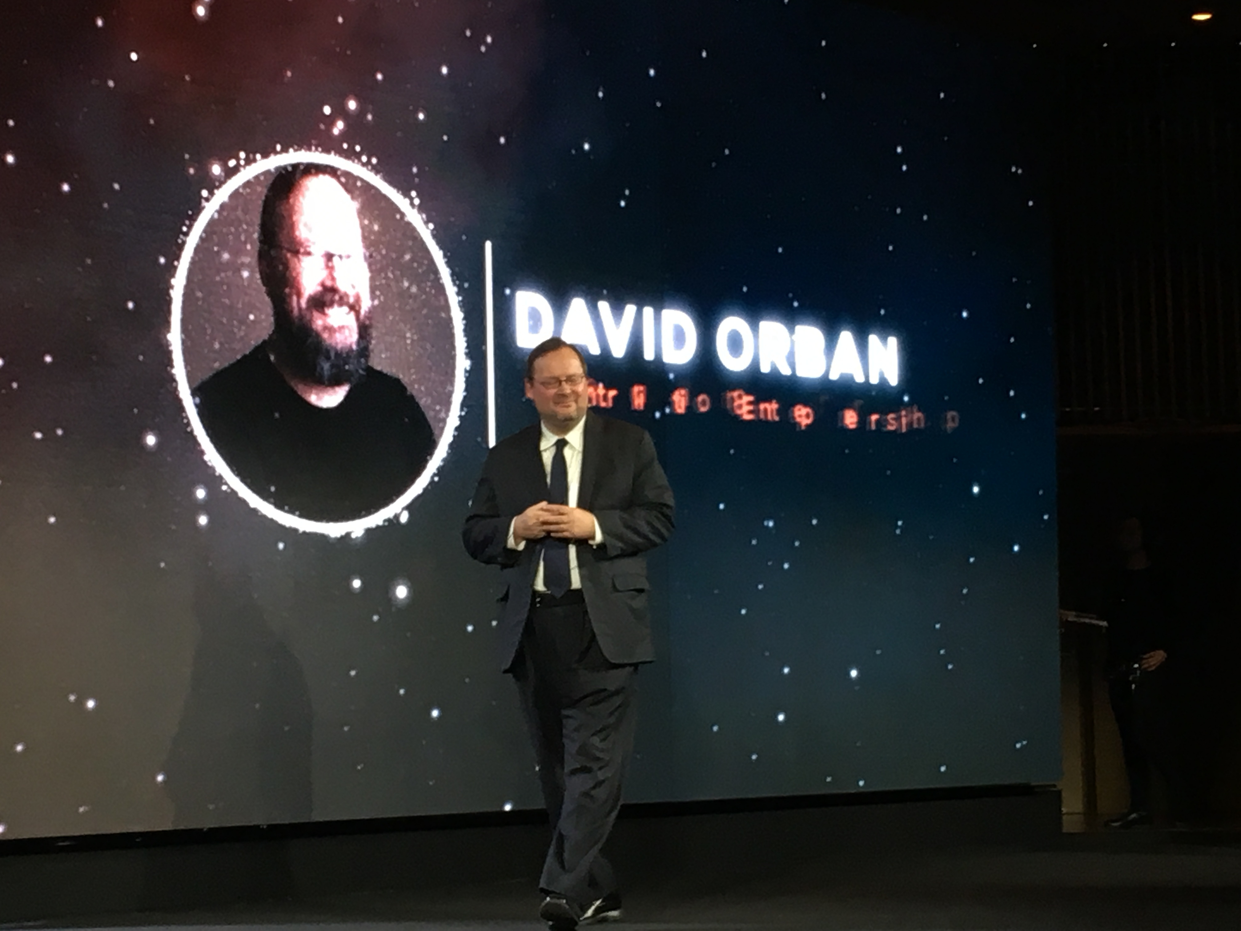 David Orban, chapter ambassador di SingularityU Milan