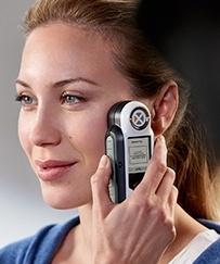 Lo scanner facciale di Lancôme LTP