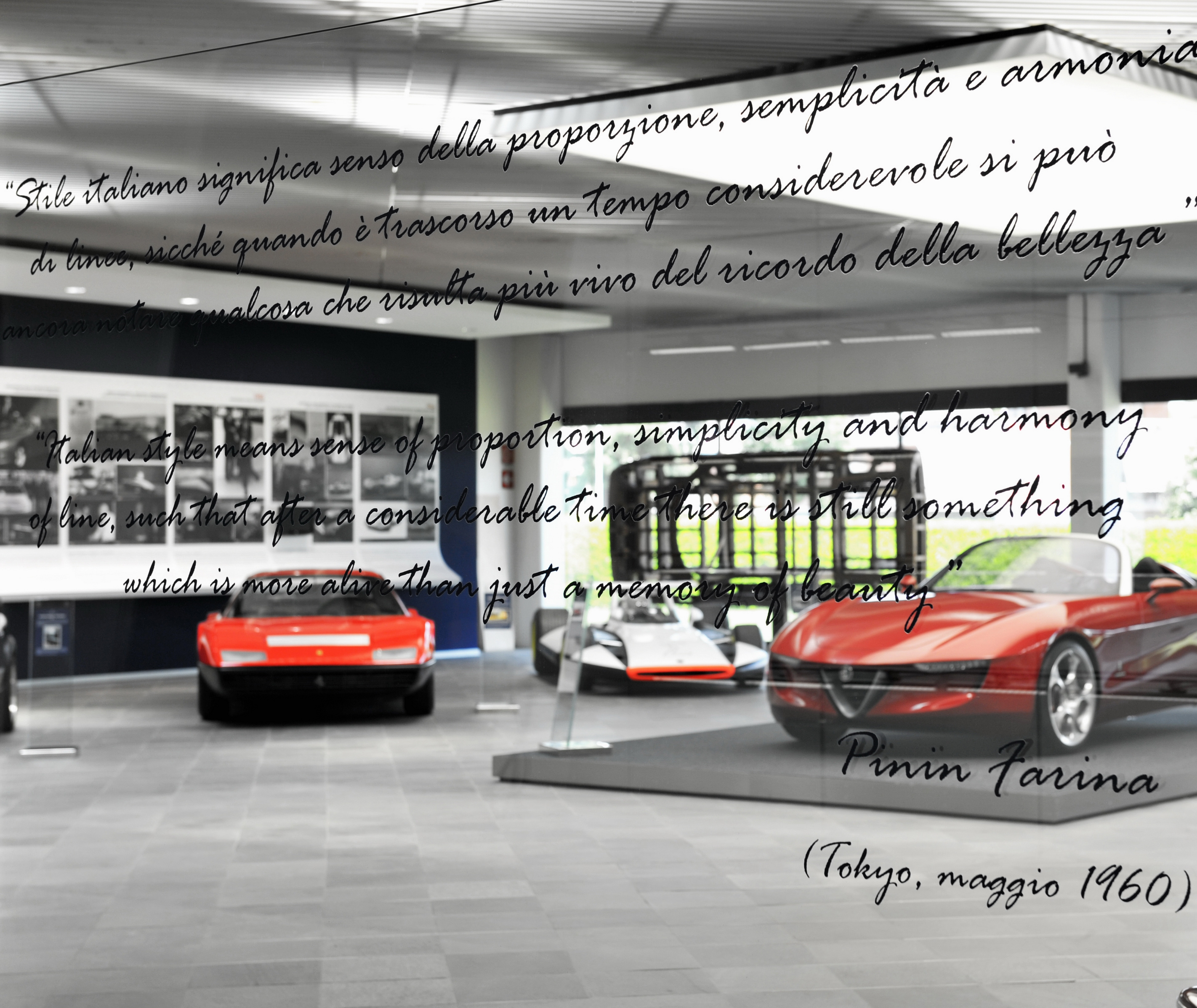 Pininfarina automotive SAP