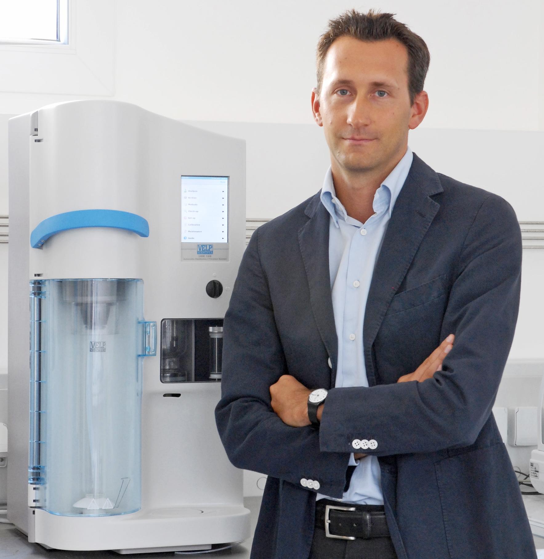 Giovanni Passoni, Amministratore Delegato di Velp Scientifica