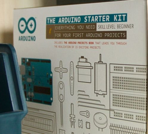 Lo ''starter kit'' di Arduino