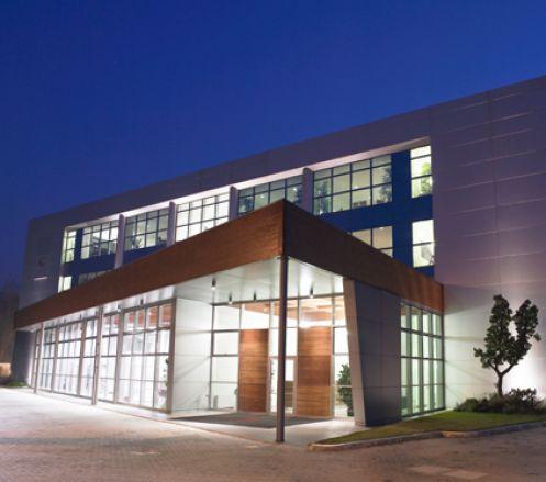 La sede di Marchesini Group a Pianoro (BO)