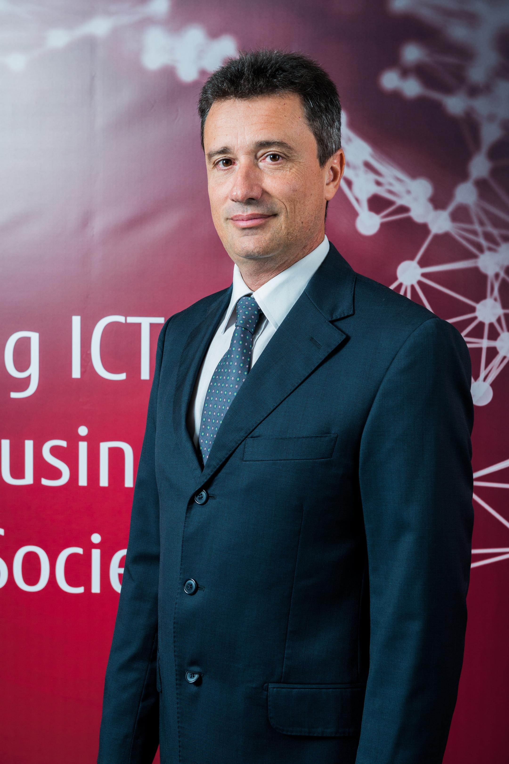 Emanuele Baldi, Channel Sales Director di Fujitsu Italia