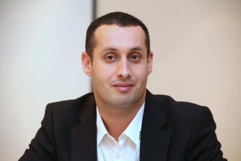 Rami Nasser, Regional Sales Director Iberia, Italy and MEA di Arcserve