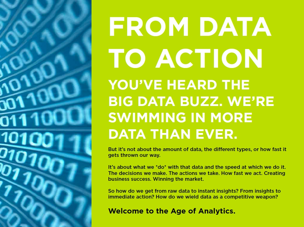 Tibco - From Data to Act