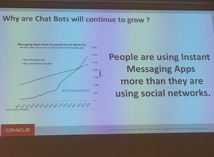 Le App per il messaging sono ormai più usate dei social network
