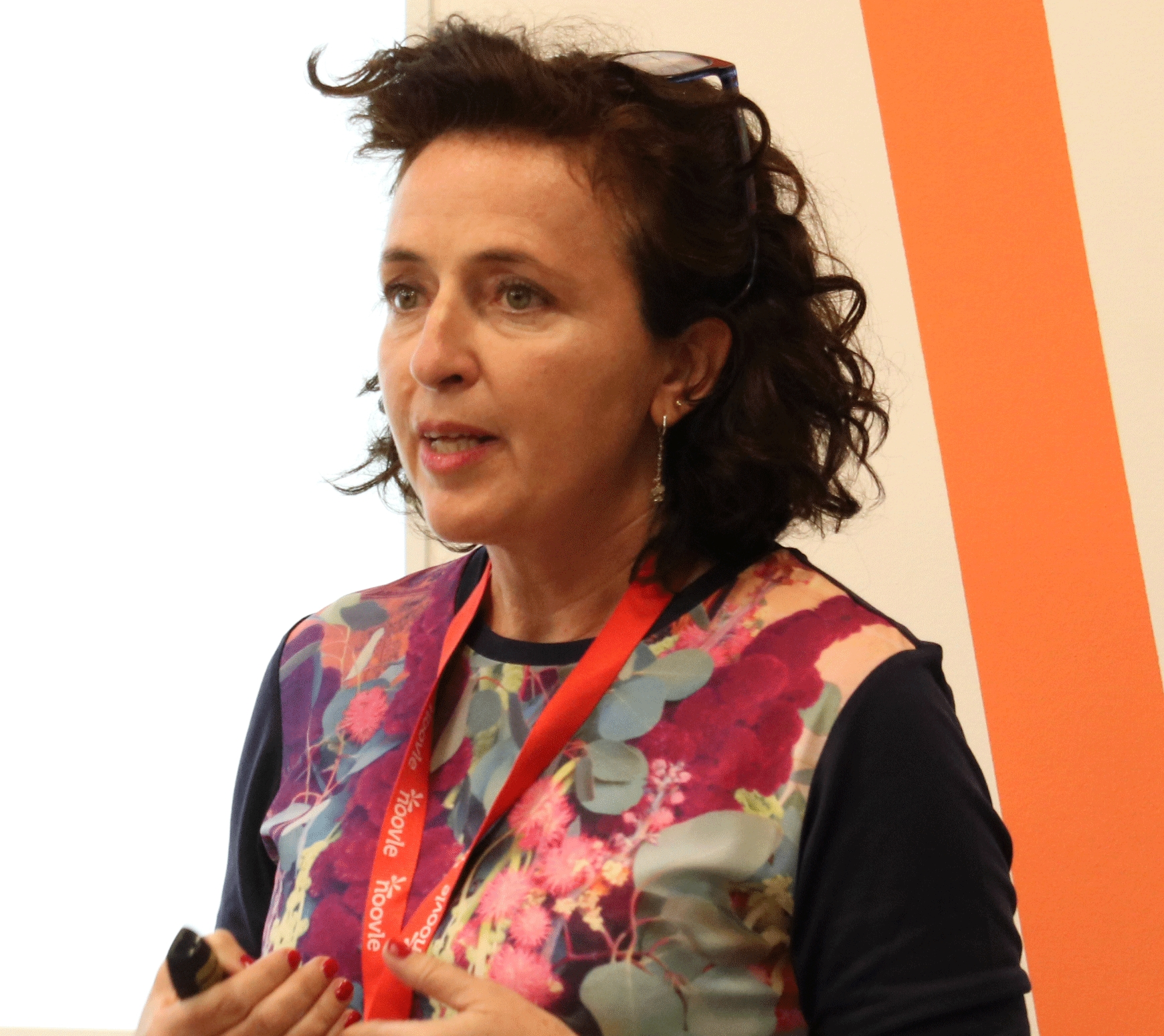 Chiara Bonomi, Partner e Co-Founder Kokeshi Coloured HR