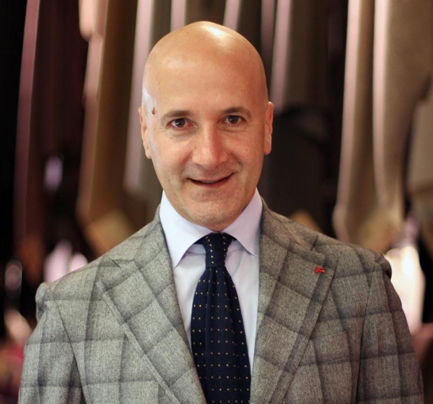 Giovanni Mannucci, Amministratore Delegato di Forall Confezioni