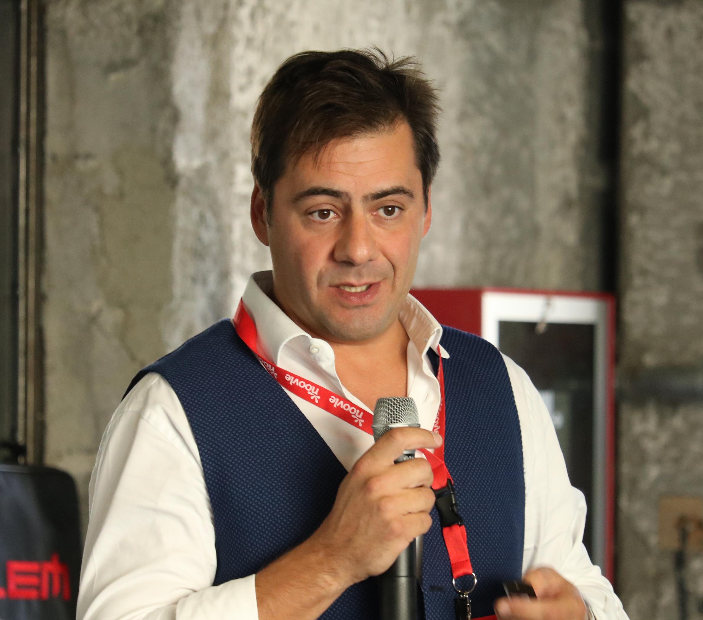 Giuseppe Negri, direttore generale di Blasteem