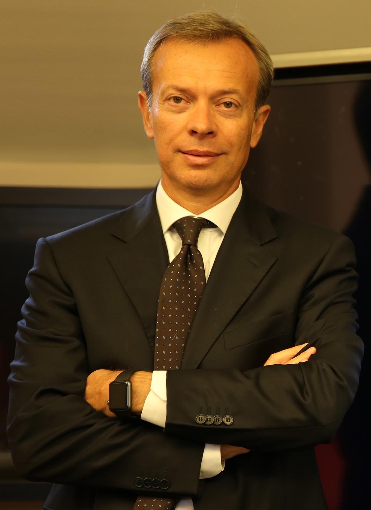 Alessandro Marin, Senior Managing Director Accenture Technolgy Lead ICEG