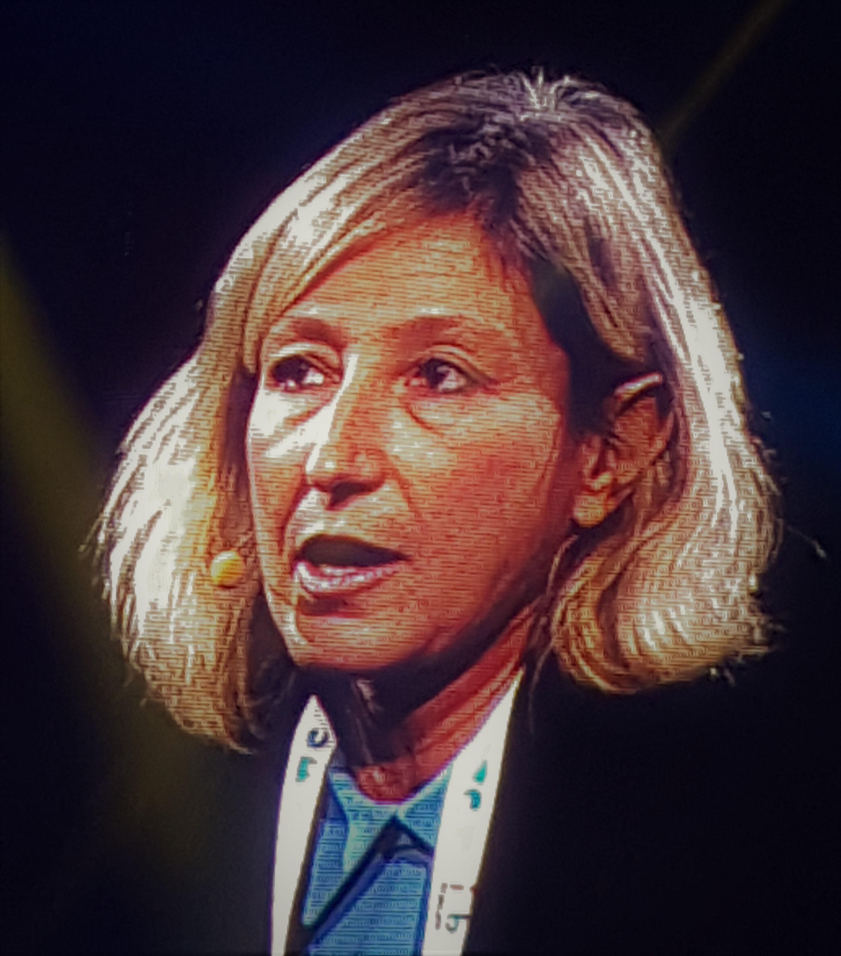 Barbara Poggiali, Direttore Marketing Strategico di Poste Italiane