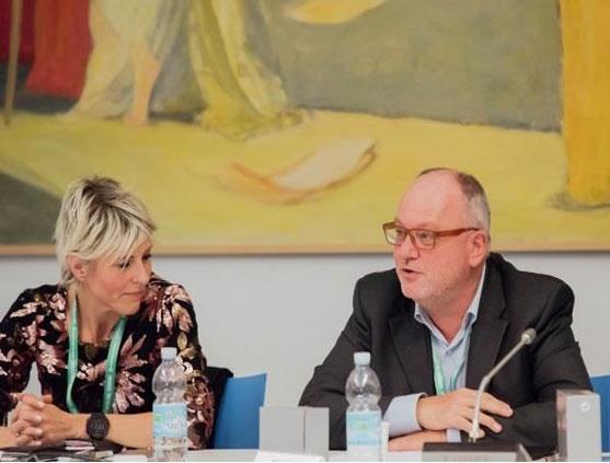 Alessandra Scotti, Schneider Electric e Paolo Minotti, Siemens S.p.A.