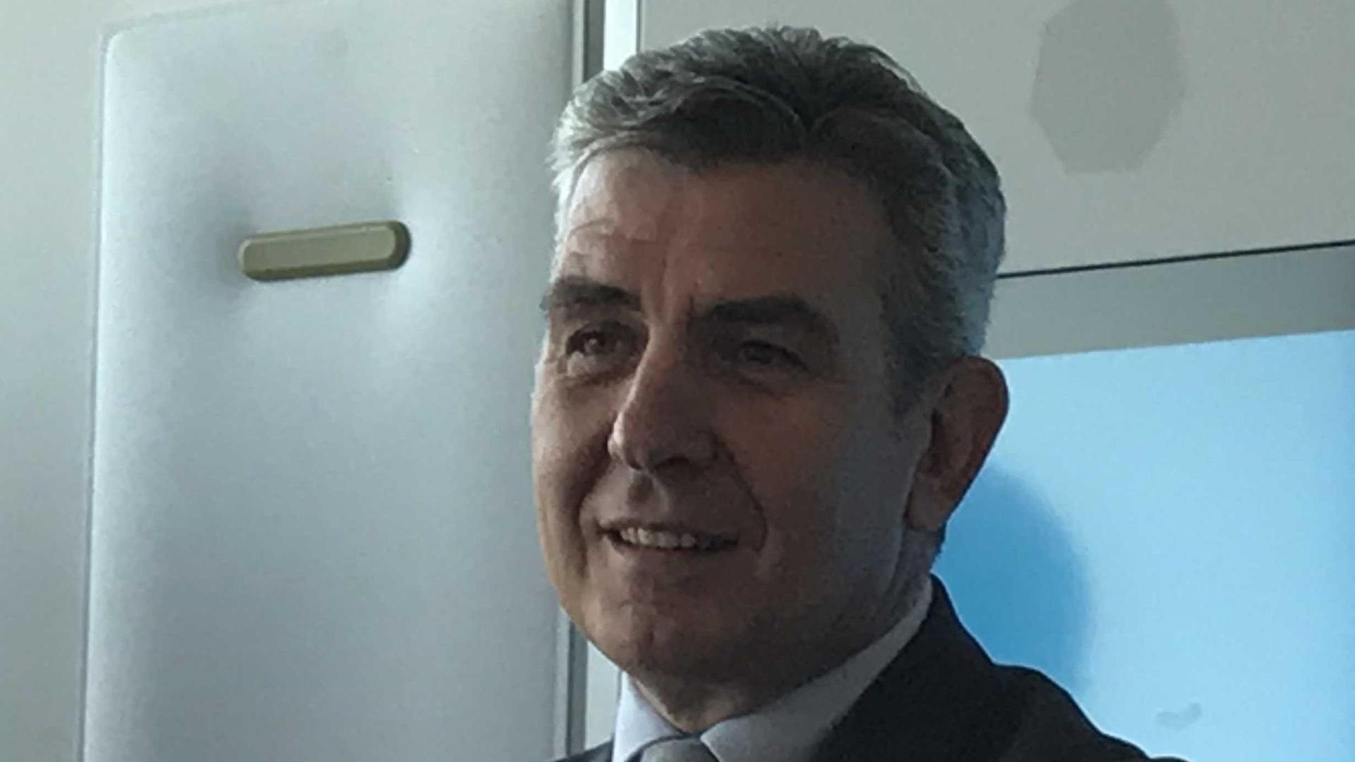 Andrea Pontremoli, CEO di Dallara
