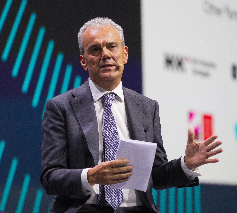Donato Iacovone, CEO di EY Mediterraneo, Italia, Spagna e Portogallo