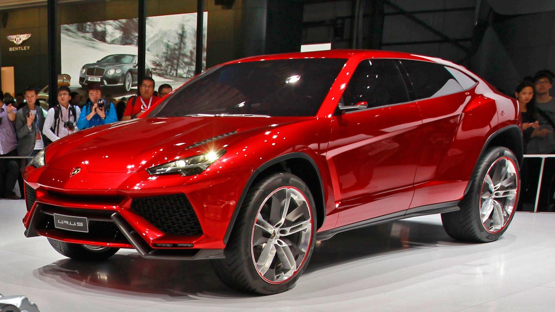 Urus, il nuovo SUV di Lamborghini
