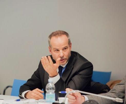 Marcello Bugari, Reale Mutua Assicurazioni