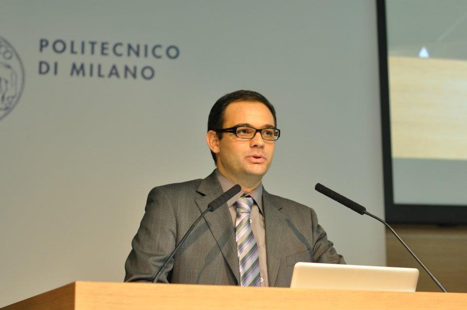 Andrea Boaretto, Politecnico di Milano
