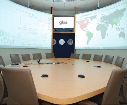 Una delle Business Sphere di P&G