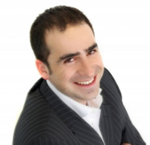 Ben Caller, Senior Director EMEA Marketing Partners and Market Segments di VMware