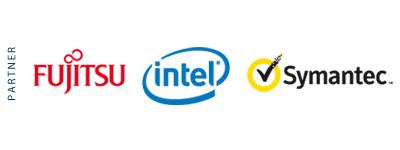 Fujitsu Intel Symantec