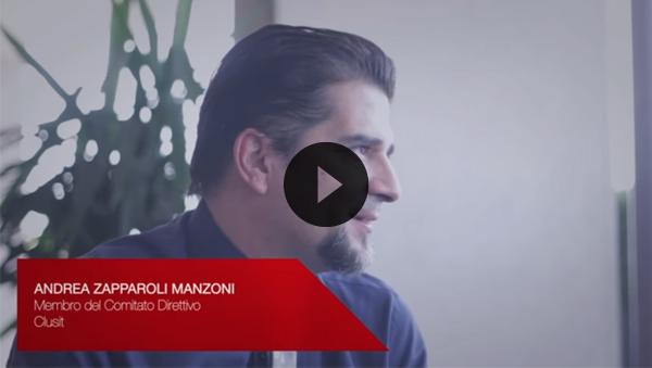 ANDREA ZAPPAROLI MANZONI, Clusit