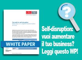 self disruption