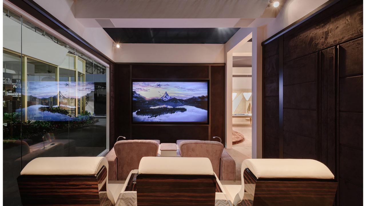 Luxury Entertaiment Vismara