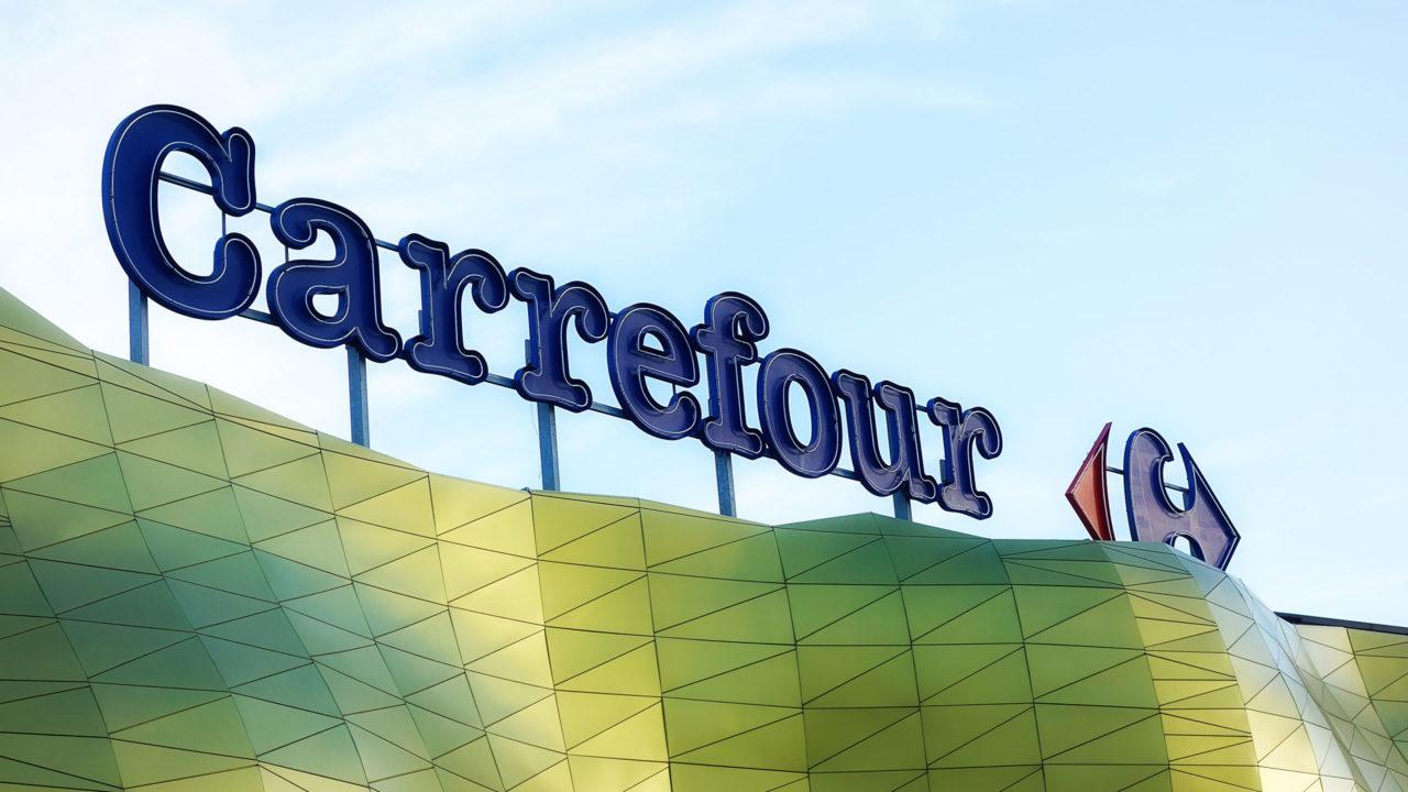 Carrefour blockchain Carrefour Italia