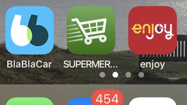 Enjoy Supermercato24 Blablacar Sharing Economy